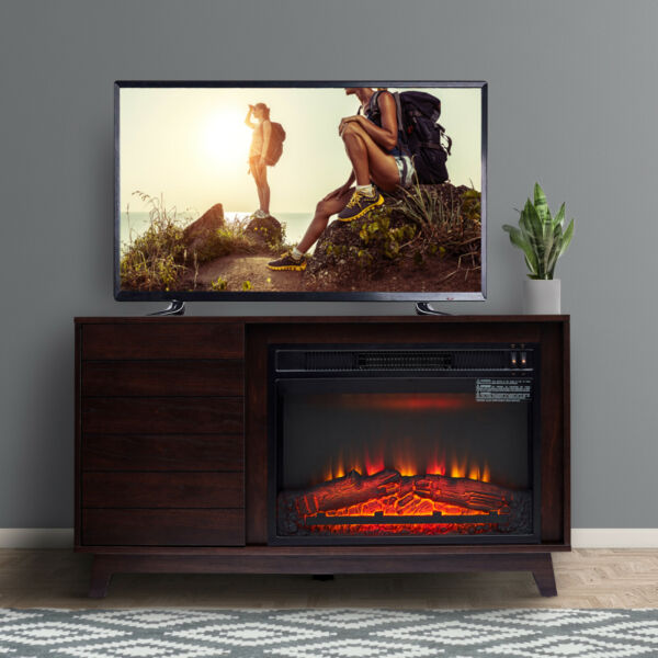 Electric Fireplace Stand for TVs up to 50