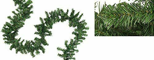 Northlight 6554818 Unlit Canadian Pine Artificial Christmas Garland 9' x 8