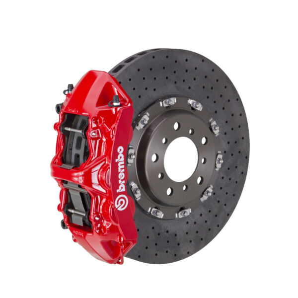 Brembo CCM-R BBK for 00-04 360 Modena Excl. Challenge  Rear 6pot Red 2L9.9001A2