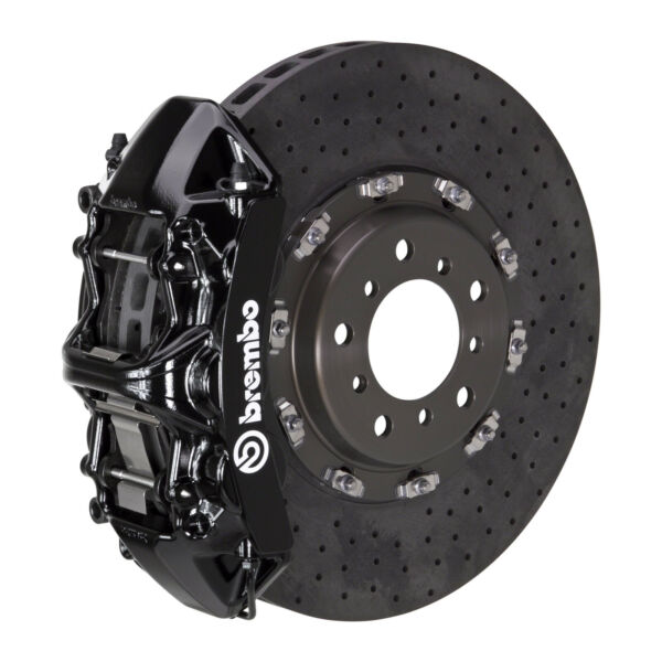 Brembo CCMR BBK for 00-04 360 Modena Excl. Challenge Rear 6pot Black 2L9.9001A1