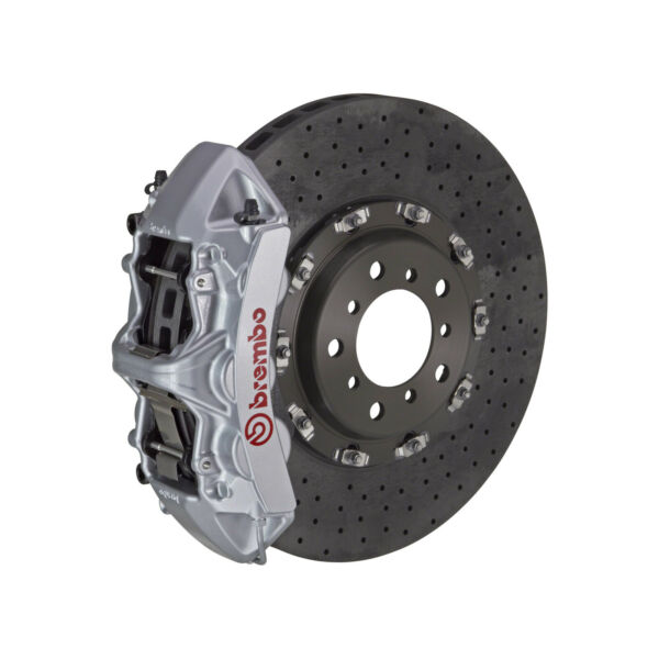 Brembo CCMR BBK for 00-04 360 Modena Excl. Challenge Rear 6pot Silver 2L9.9001A3