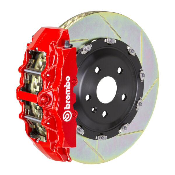 Brembo GT BBK for 00-06 1500 Silverado  Tahoe   Front 8pot Red 1G2.9001A2
