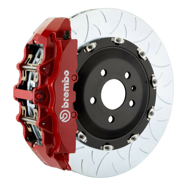 Brembo GT BBK for 00-06 1500 Silverado  Tahoe   Front 8pot Red 1G3.9001A2