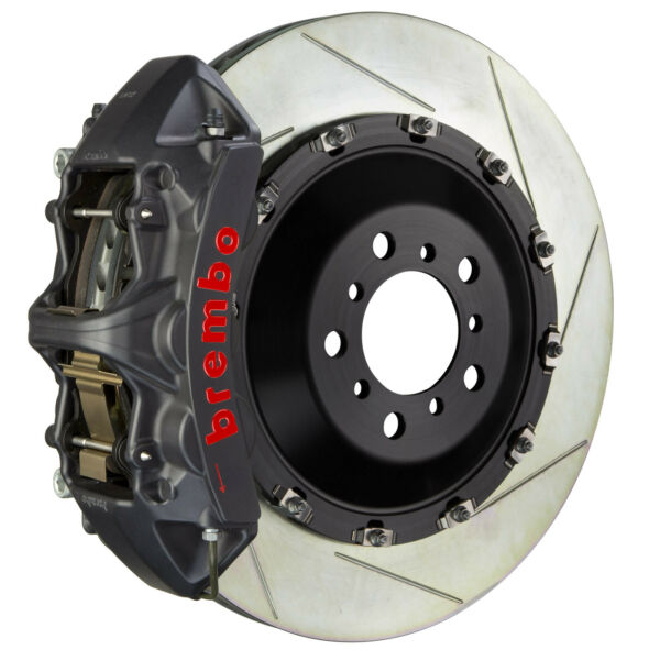 Brembo GT-S BBK for 03-09 E55 AMG   Front 6pot Hard Anodized 1N2.9505AS