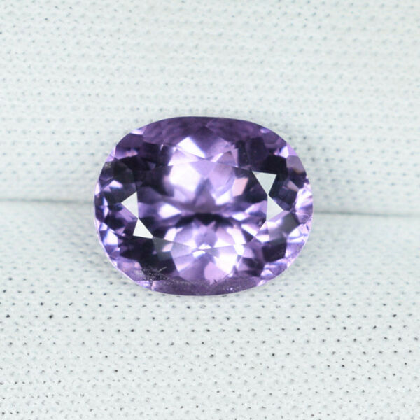 2.96 ct TOP LUSTROUS EARTH MINES 100% NATURAL PURPLE SPINEL - See Vdo # 4953