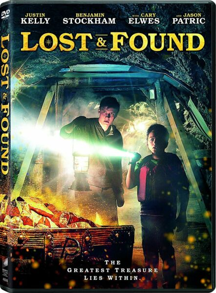 Lost & Found DVD Cary Elwes Justin Kelly