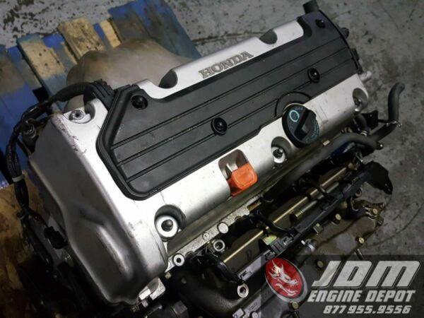 07 11 HONDA ELEMENT 2.4L DOHC 4CYL I-VTEC ENGINE JDM K24A LOW COMP FREE SHIPPING