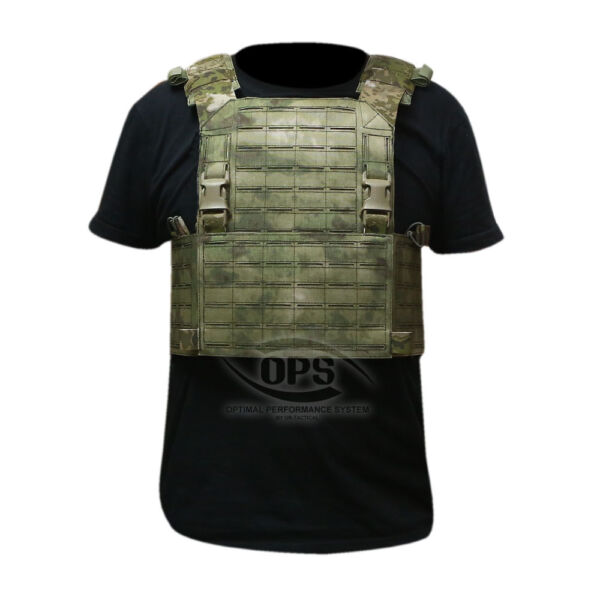 OPS UR TACTICAL ADVANCED MODULAR PLATE CARRIER SYSTEM IN A TACS FG $150.00