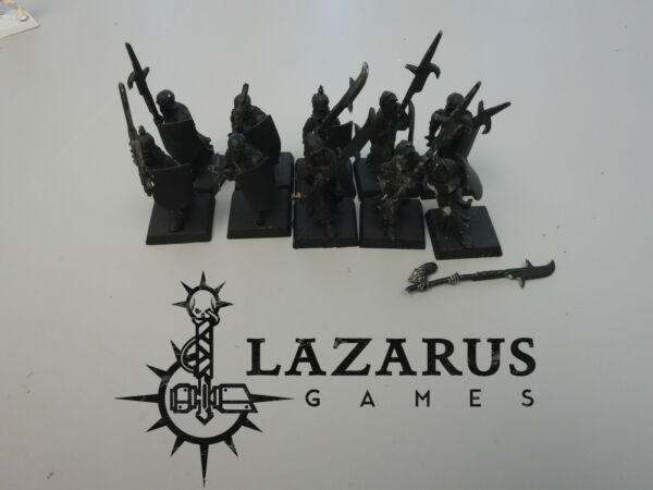 Warhammer Vampire Counts AoS Death Legions of Nagash - Grave Guard (classic oop)