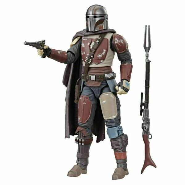 Star Wars: Black Series The Mandalorian 6 In Action Figure PREORDER MARCH 2020