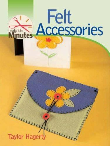 Felt Accessories by Taylor Hagerty $4.79