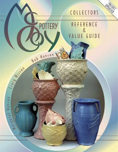 McCoy Pottery Collector#x27;s Reference and Value Guide $4.60