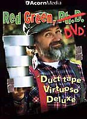 RED GREEN SHOW DUCT TAPE VIRTUOSO DELUXE New DVD