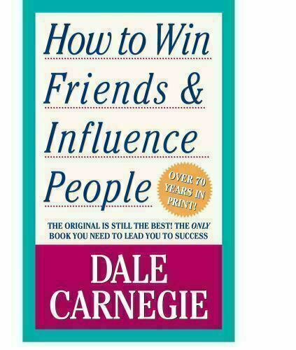 How to Win Friends amp; Influence People by Carnegie Dale