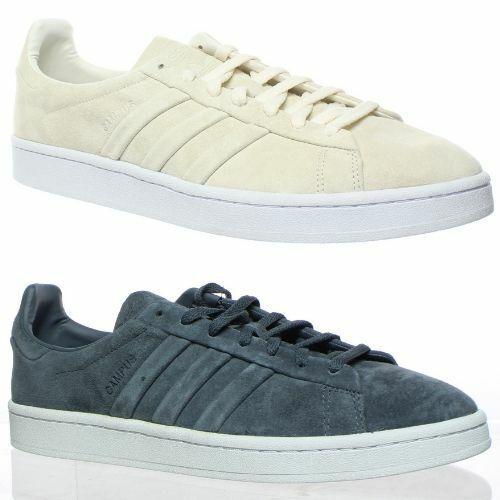 Adidas Mens Campus Stitch And Turn Beige Fashion Sneaker Size 11