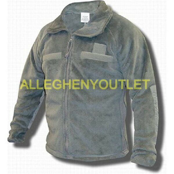 US Military Army Gen 3 ACU Foliage Green Polartec Fleece Jacket XS THRU 2XL NICE