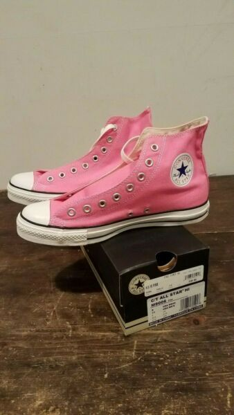 M9006 Converse Chuck Taylor All Star Pink Hi 9 Mens - 11 Womens