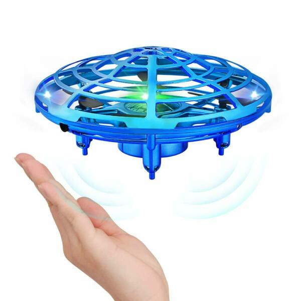 Toddler Hand Operated Drones Kids Teen Mini Helicopter Orb Flying Ball Drone Toy