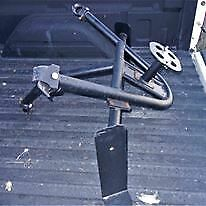 UTV Spare Tire Rack Carrier Mount - What Does it Fit?  Manufacturer? Help?