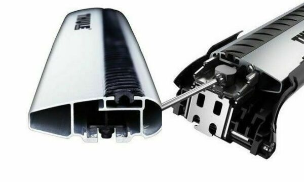 2 Thule Aeroblade amp; Edge Replacement Rubber Strips 42 1 2quot; $29.99