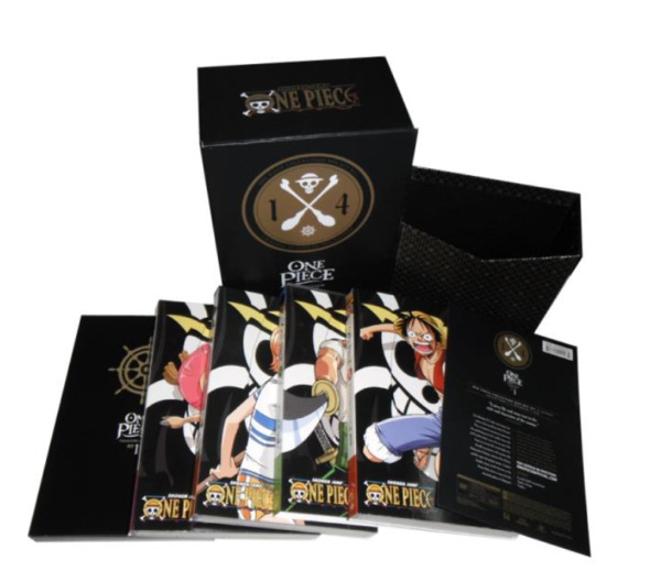 ONE PIECE: Collection DVD BOX SET No. # 1 ( Episodes 1-103) Brand New