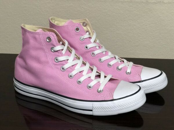 Converse Chuck Taylor All Star High Top Unisex Sneakers 'Icy Pink' 153866F SZ 9M