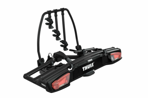 Thule Rack Carrier Tow Trailer Hitch Velospace XT3 939B 3 Wheels 60kg Foldable $920.45