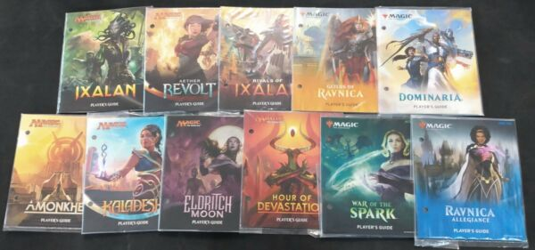 MTG Bundle Fat Pack Players Guide Lot of 11 DIFFERENT Magic The Gathering NEW