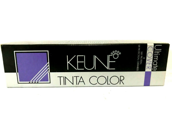 Keune Tinta Color Ultimate Cover Silk Protein Hair Color Pick Color 2.1 oz $19.95