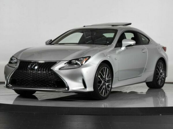 2018 Lexus RC F SPORT  NAVIGATION  BLIND SPOT *CALL GREG ZIEMER FOR DETAILS AND FREE HISTORY REPORT*