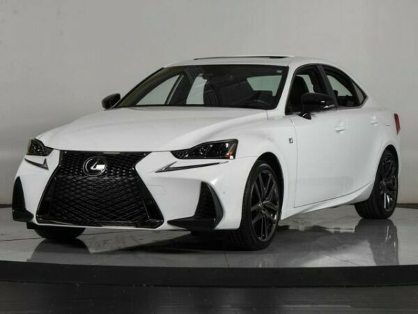 2020 Lexus IS F SPORT  NAVIGATION  BLIND SPOT *CALL GREG ZIEMER FOR DETAILS AND FREE HISTORY REPORT*
