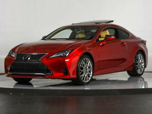 2019 Lexus RC PREMIUM  NAVIGATION  BLIND SPOT *CALL GREG ZIEMER FOR DETAILS AND FREE HISTORY REPORT*
