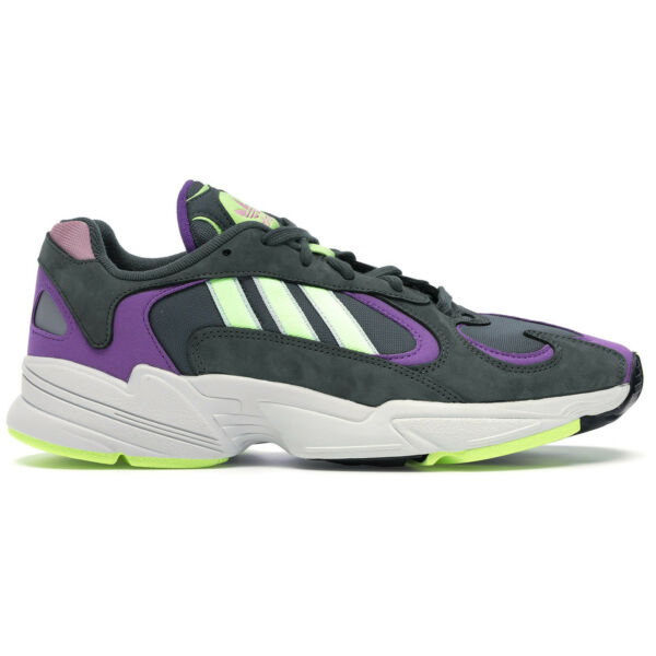ADIDAS ORIGINALS YUNG-1 Mens Retro Athletic Casual Shoes, Gray Purple, Pick Size