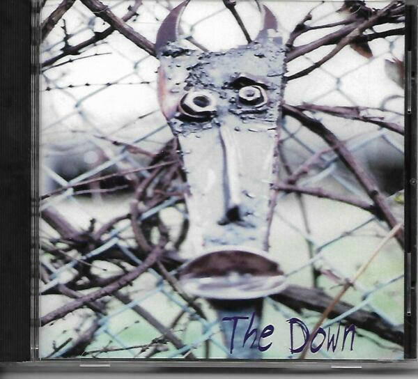THE DOWN CD HARD ROCK FROM LEX ky 1996