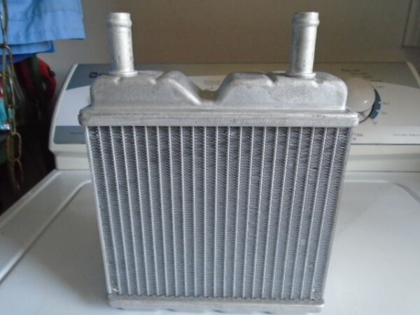 POSTAL MAIL JEEP DJ5 CJ5 HEATER CORE ALUMINUM NEW $75.00