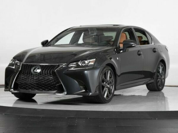 2018 Lexus GS F SPORT  NAVIGATION  LEVINSON *CALL GREG ZIEMER FOR DETAILS AND FREE HISTORY REPORT*