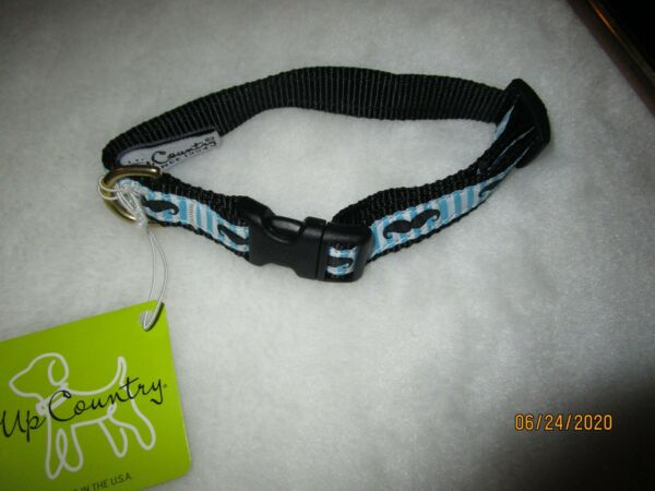 UPCOUNTRY DOG COLLARS VARIOUS STYLES AND SIZES $7.95