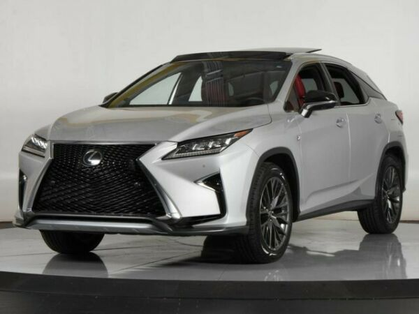 2018 Lexus RX AWD F SPORT  NAVIGATION  BLIND SPOT *CALL GREG ZIEMER FOR DETAILS AND FREE HISTORY REPORT*