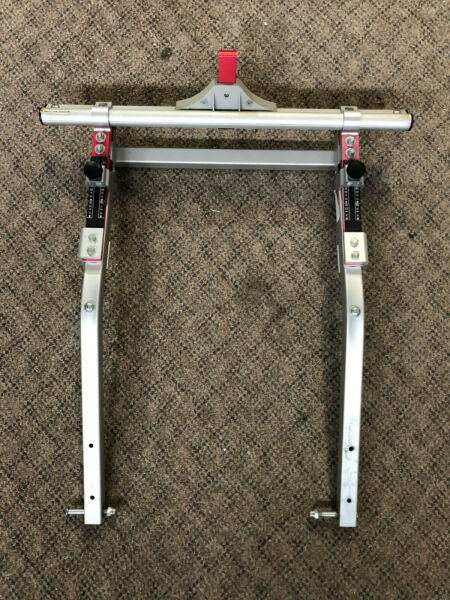 Chariot Cougar 1 thule bike trailer used replacement part lower chassis amp; axle $90.00