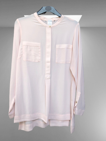 Dorothy Perkins Ladies Blouse in Peach Size 12 and 20 BNWT New