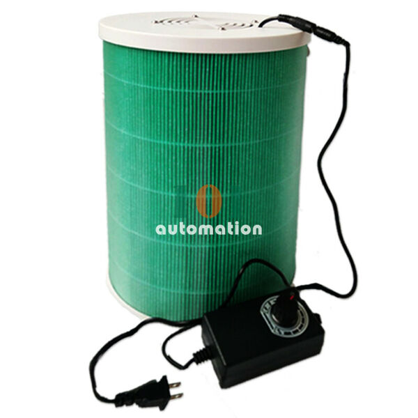 New For Homemade air purifier DIY filter mesh filter mute to remove fog and haze $136.01