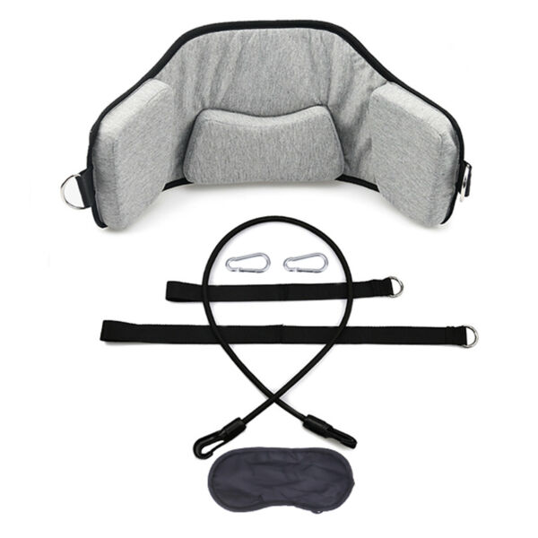 Hammock For Neck Pain Relief Support Massager Cervical Traction Device Stretcher $10.99