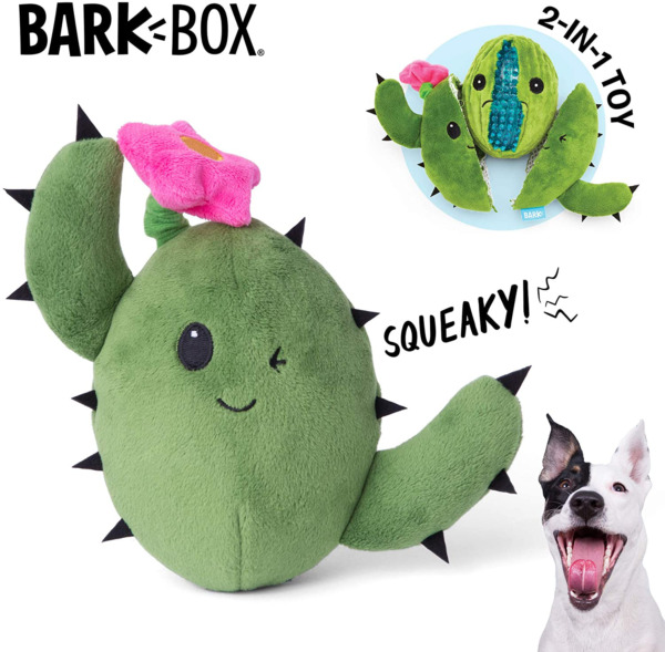 DOG SQUEAK TOYS  2-IN-1 INTERACTIVE TOYS FOR CHEWERS $14.85