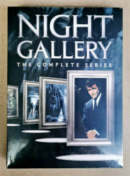 Night Gallery The Complete Series 10 DiscDVDRegion 1 US Seller Fast Shipping