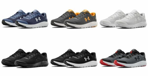 Under Armour 3022595 Men#x27;s UA Surge 2 Running Athletic Training Gym Shoes $51.99