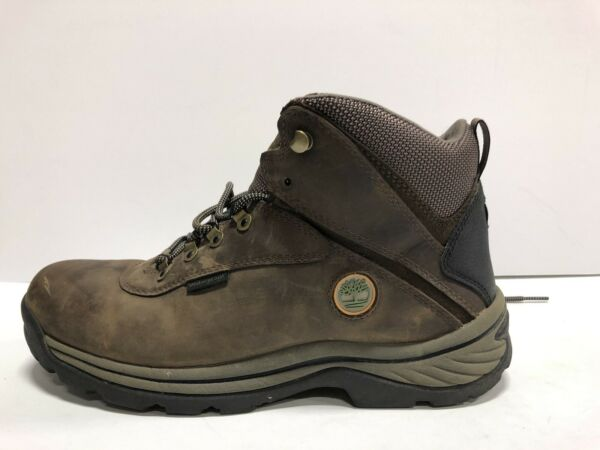 Timberland White Ledge Mens Waterproof Boots Brown 11.5 M $74.50