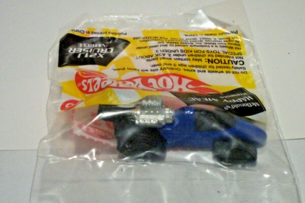 1994 HOT WHEELS MCDONALDS DIE CAST X21J CURISER #16 UNOPENED NIP