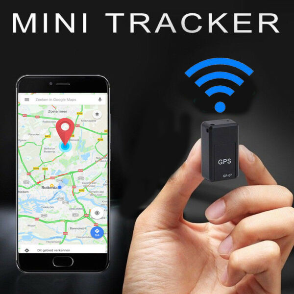Magnetic GF07 Mini GPS Real Time Car Locator Tracker GSM GPRS Tracking Device US