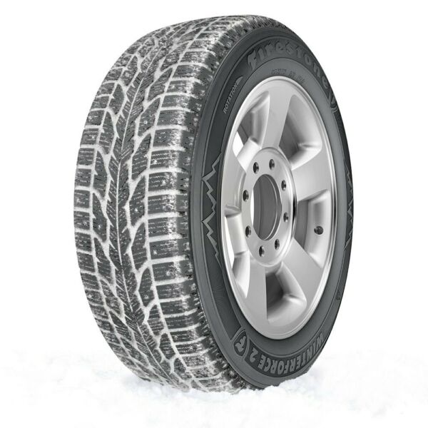 Firestone Tire 205 55R16 S WINTERFORCE 2 Winter Snow Fuel Efficient