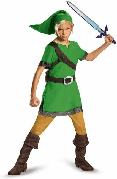 The Legend of Zelda Link Classic Child Costume Disguise 85718 $19.99
